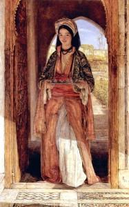Scheherezade's sister Dunyazad