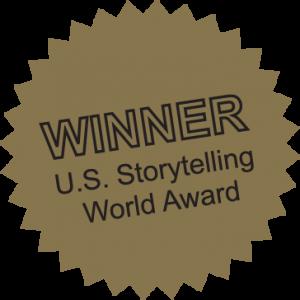 Storytelling Award Winner sticker_120415